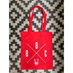 Bagossy Brothers Company - Farkas vászontáska